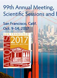 99th Annual AAOMS Meeting