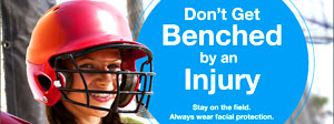 April is Facial Protection Month