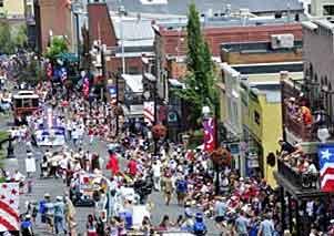 Park City Parade